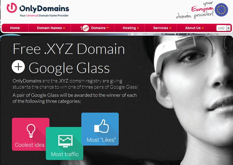 xyz-google-glass