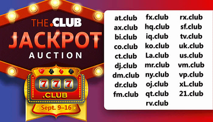 club-jackpot-auction