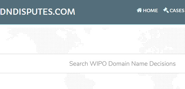 DNDisputes.com: New website about UDRP domain name disputes launches