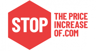 stop the price increase of .com domains