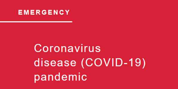 Adjusting your business to overcome the Coronavirus pandemic