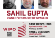 Sahil Gupta, world class idiot, fails to steal the domain Spase .com for a 3rd time!