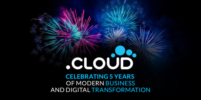 .Cloud turns 5 today and releases Premium Domain Sales Report